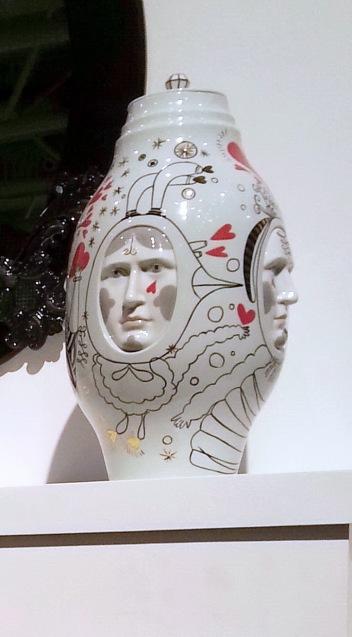 Lladro vase