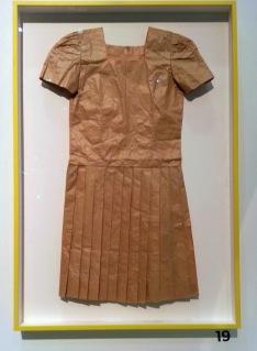 Interior Design Show paper dress