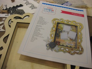 Vicki Boutin  frame workshop - the kit