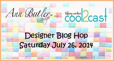 Ann Butler cool2cast blog hop