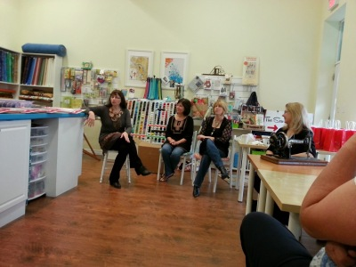 CHA Designers meeting
