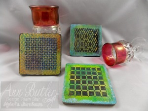 Ann Butler ETI Roberta Birnbaum coasters