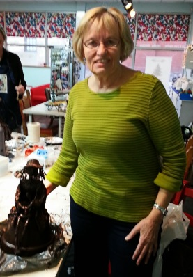 Roberta Birnbaum Powertex class Art House Studio