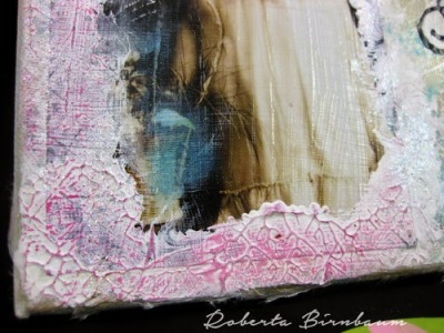 Valentines photo art canvas Roberta Birnbaum