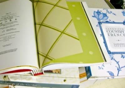wallpaper books