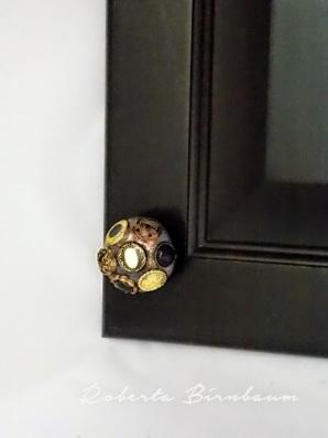 resin door knob